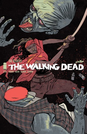 THE WALKING DEAD #150 3