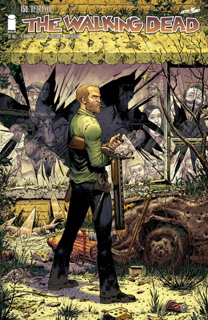 THE WALKING DEAD #150 4