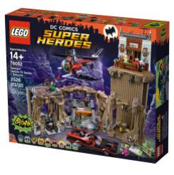 Batman Classic TV Series Batcave 1