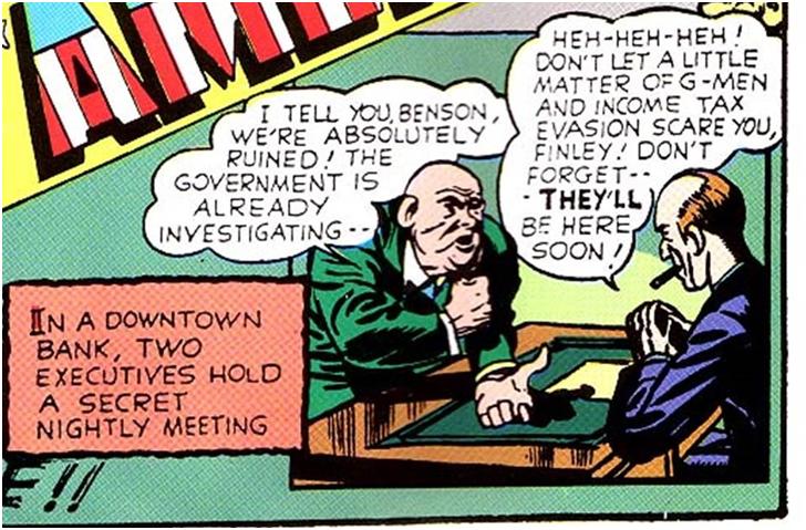 Captain America #2 Panel