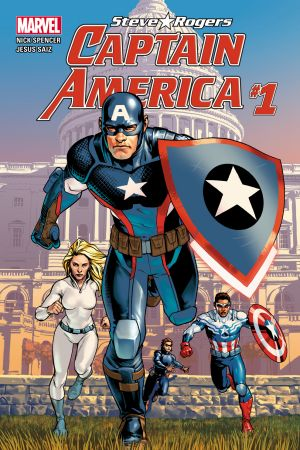 Captain America Steve Rogers
