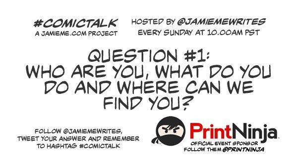 ComicTalk Press Q1