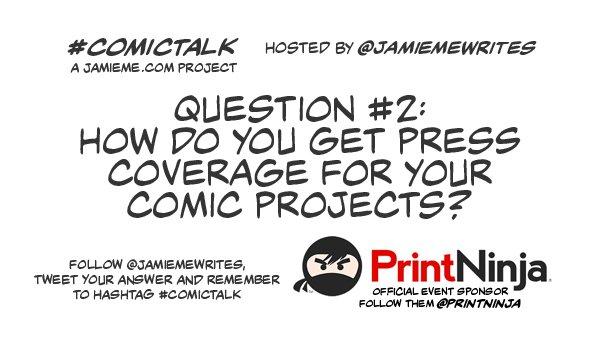 ComicTalk Press Q2