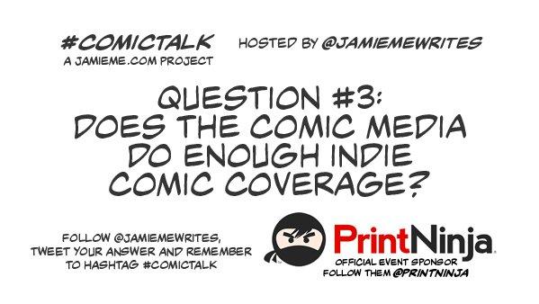 ComicTalk Press Q3