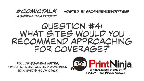 ComicTalk Press Q4