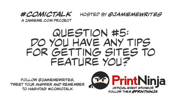 ComicTalk Press Q5