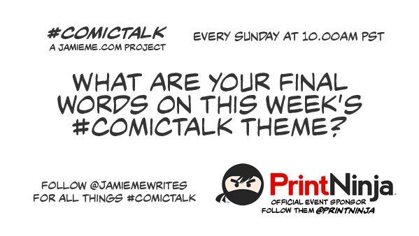 ComicTalk Press QFinal