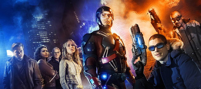TV Review: DC's Legends of Tomorrow S1E7 Marooned