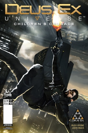 DEUS3_COVER_B by Michael Chassagne