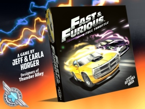 Fast & Furious Full Throttle