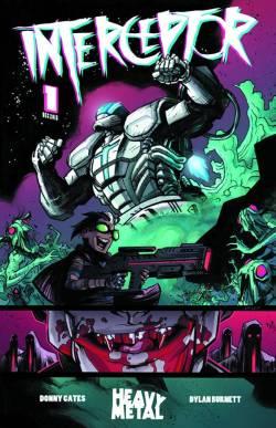 Interceptor #1 Cover
