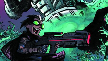 Donny Cates and Dylan Burnett's Interceptor Comes to Vault Comics