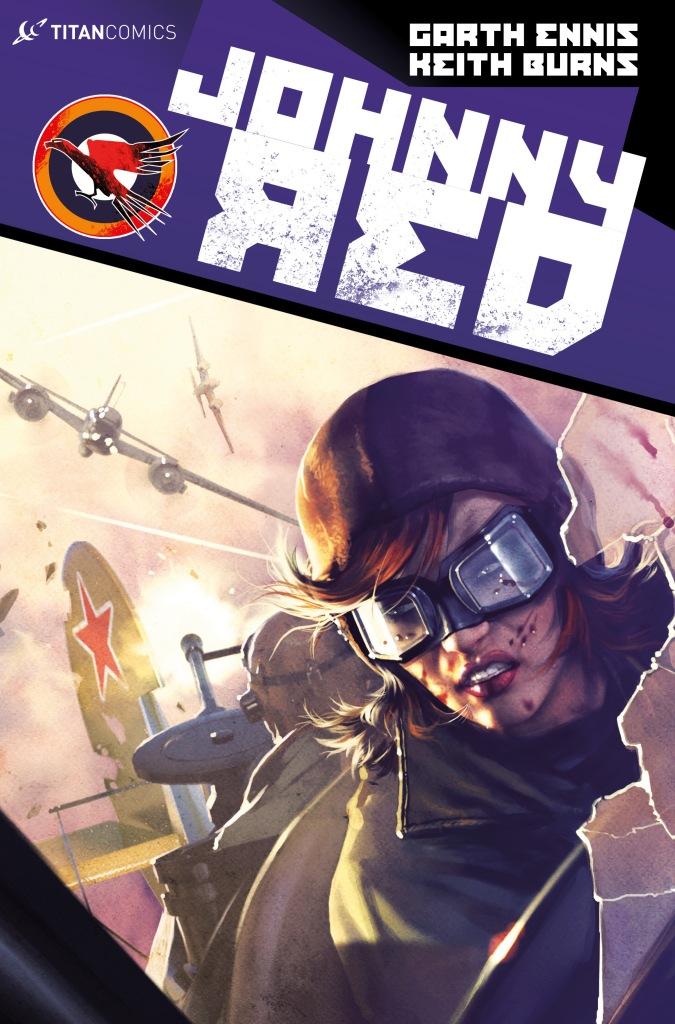 Johnny Red #3_Cover A_Alex Ronald
