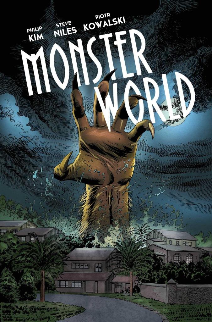 Monster World #2 1