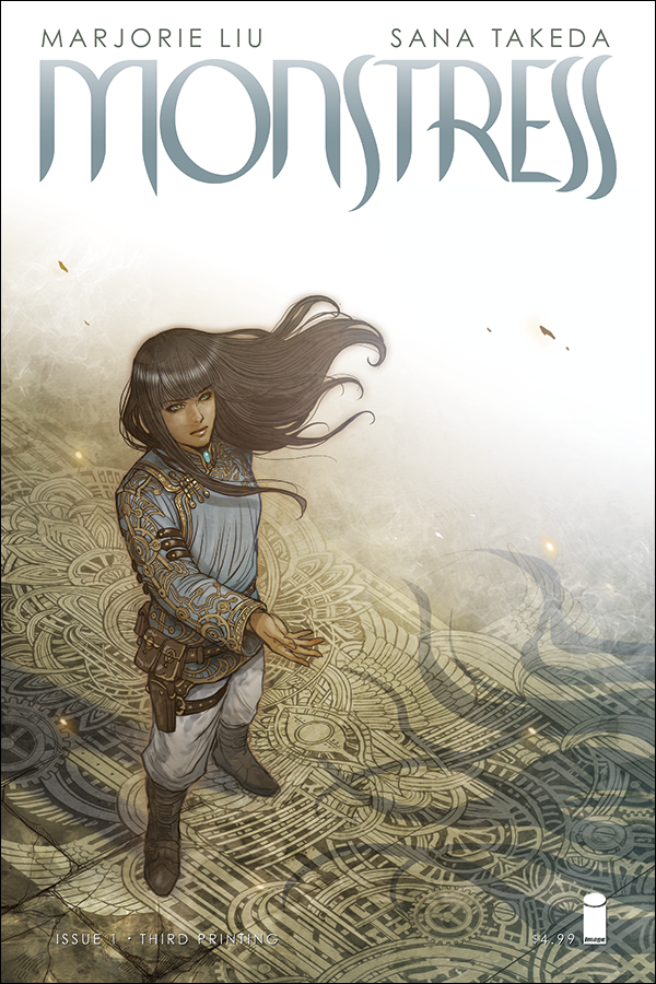 Monstress #1 Third Printing