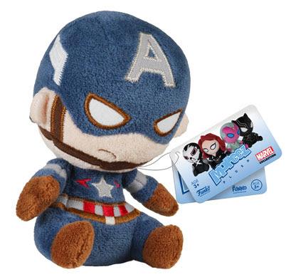 Mopeez Captain America - Civil War 1