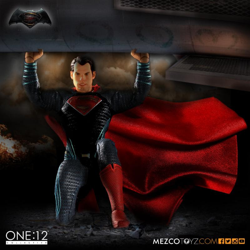 One12 Collective Dawn Of Justice Superman 1