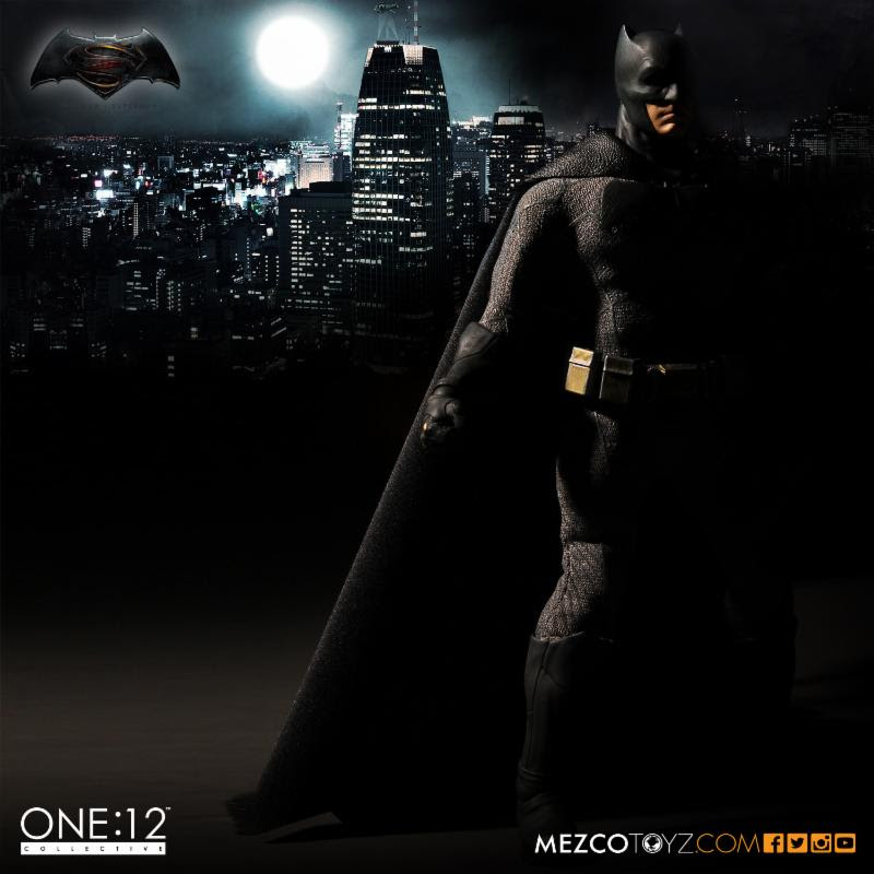 One12 Collective Presents Dawn Of Justice - Batman