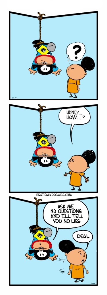 Pirate Mike november 16