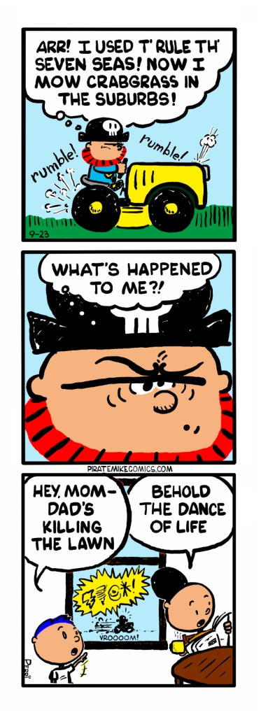 Pirate Mike november 18