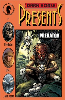 PREDATOR LIFE AND DEATH #1 (CHRIS WARNER VARIANT COVER)