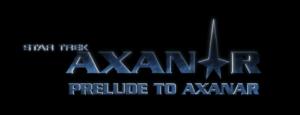 Prelude to Axanar