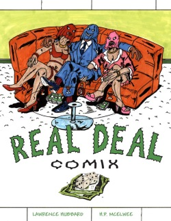 Real Deal Comix 1