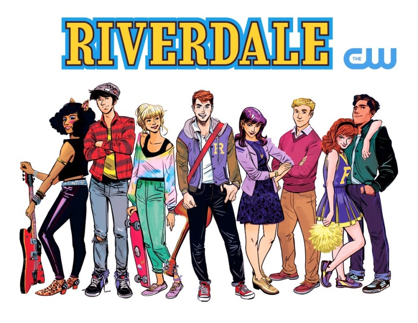 Riverdale Promotional Image by Veronica Fish