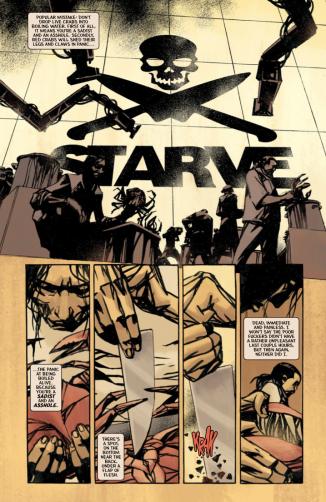 STARVE #6 6