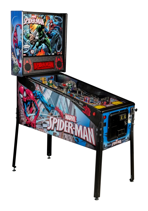 Stern-Spiderman-CabinetRF