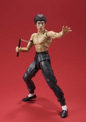 Tamashii Nations Bruce Lee Nunchuks
