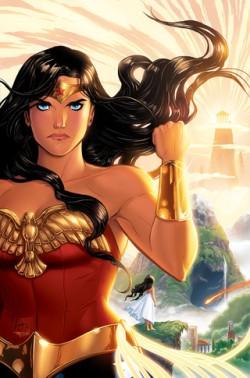 The Legend of Wonder Woman #1