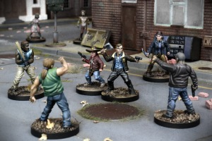The Walking Dead All Out War Game Pic