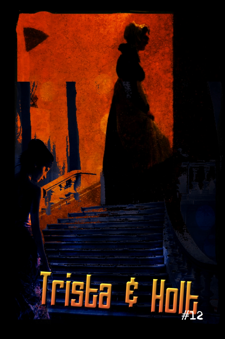 TRISTA HOLT 12 COVER