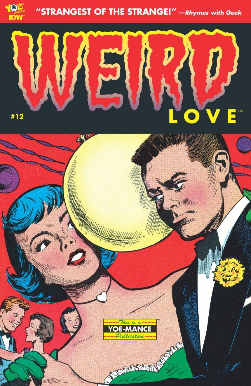 Weird Love 12 Cover