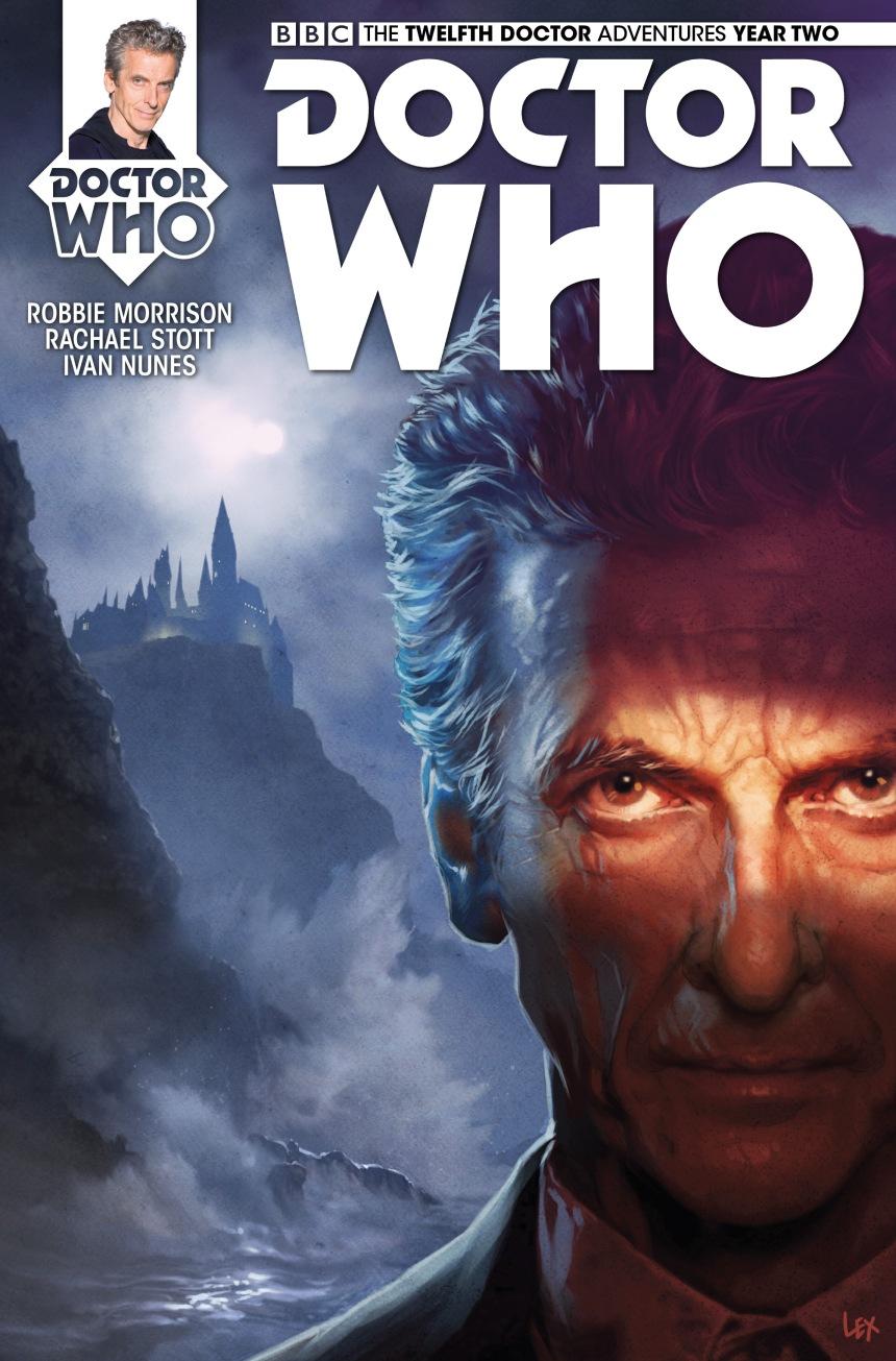 12D 2.2 COVER A by Alex Ronald