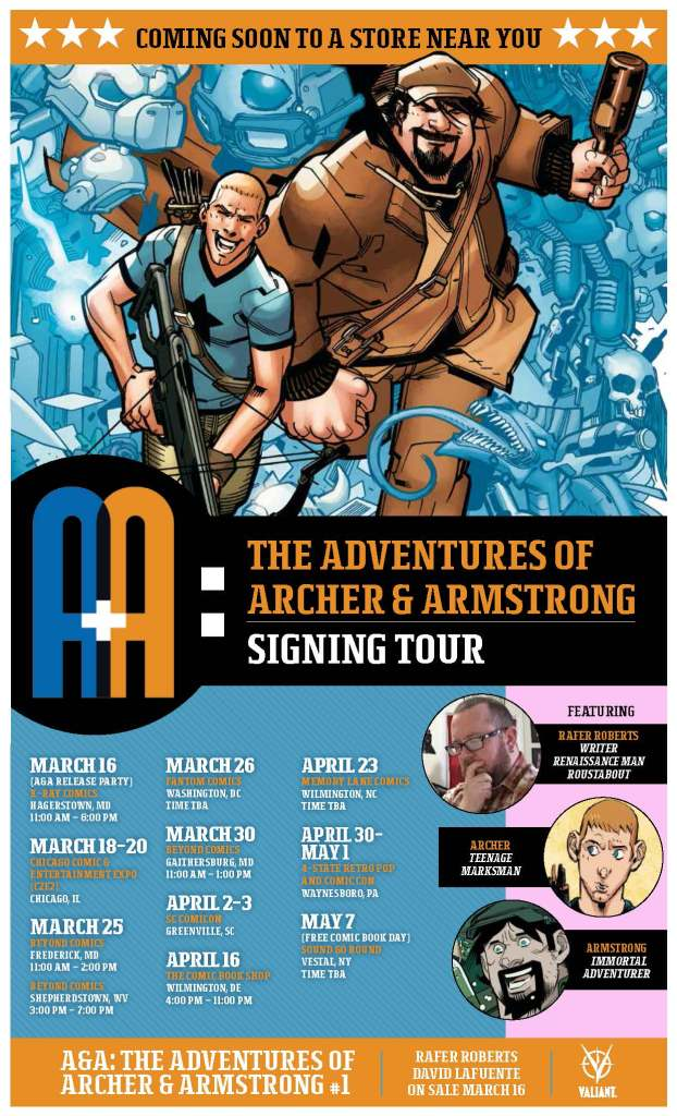 A&A SIGNING TOUR_POSTER