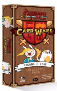 Adventure Time Card Wars Fiona Vs Cake