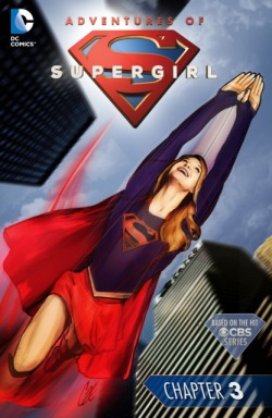 adventures of supergirl chapter 3