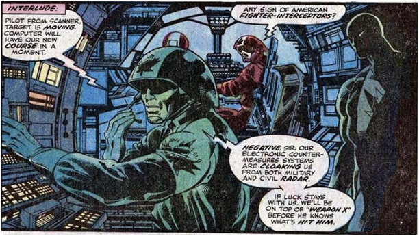Alpha Flight Death Star Technician