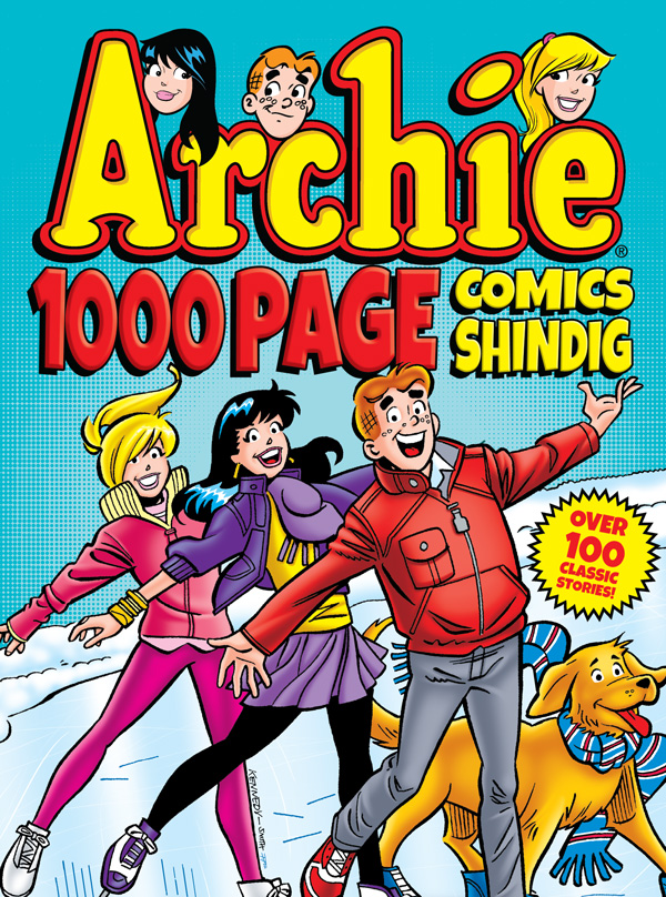 Archie1000PageComicsShindig-0