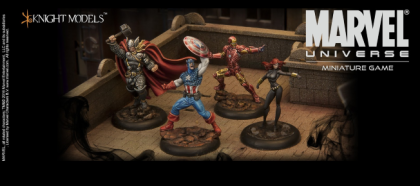 avengers marvel universe miniature game featured