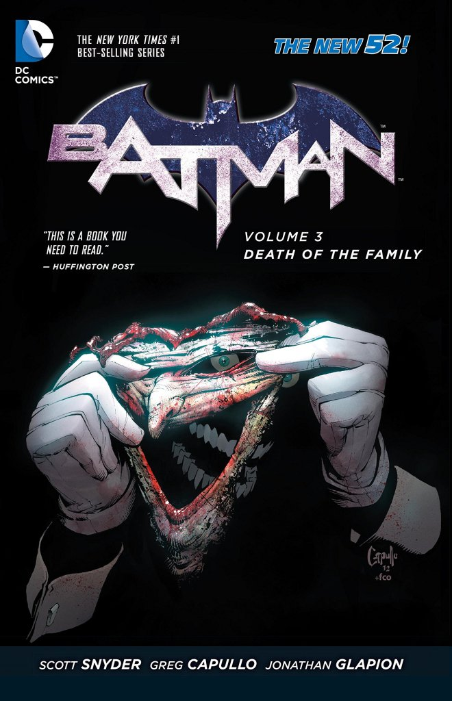 batman vol 3 death of the family