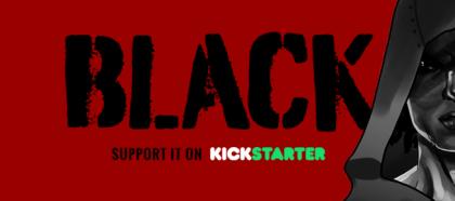 black kickstarter featured