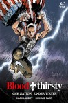 BLOODTHIRSTY 5 COVER B by George Jeantry