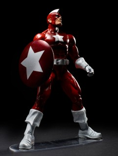 Captain America 6 Inch wave 2 - Red Guardian