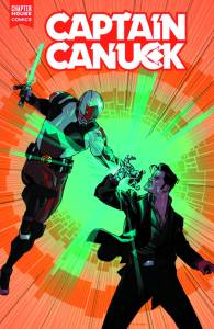Captain Canuck #6