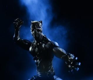 Civil War 6 Inch Legend Black Panther