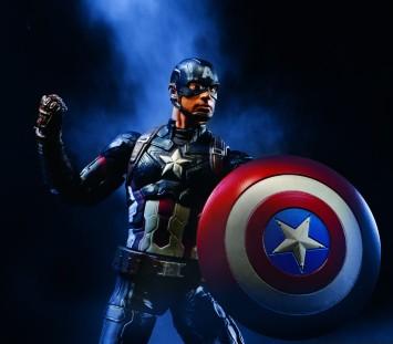 Civil War 6 Inch Legend Captain America