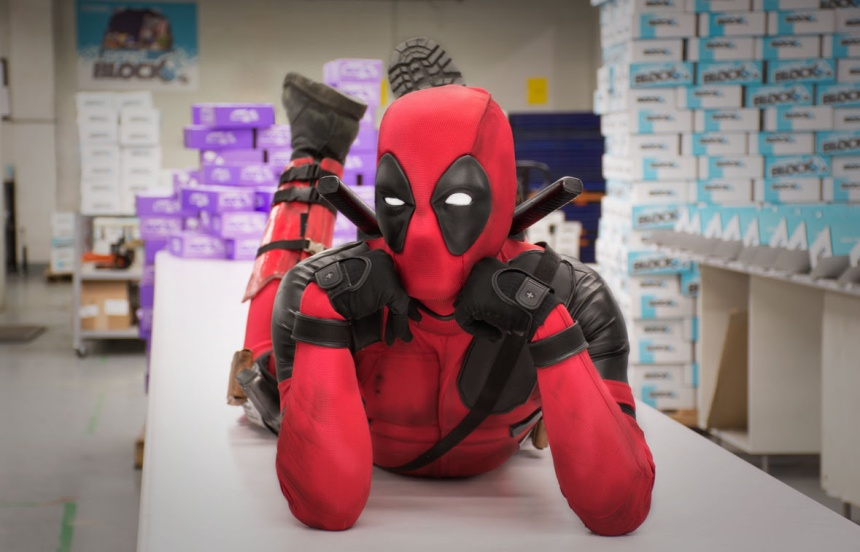 Deadpool Nerdblock